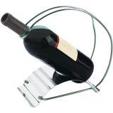 Suporte para Garrafas Wine Inox 24 cm