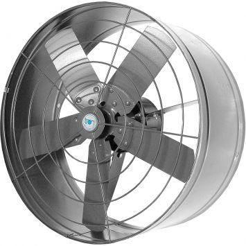Ventilador, Exaustor Axial Industrial 110V / 220V Grafite 50 cm Tron Exaus