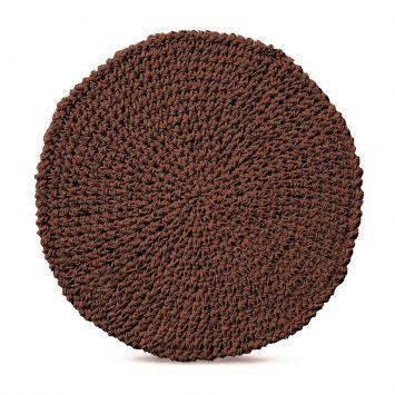 Jogo Americano Papier Chocolate 38Cm Tyft Tyft