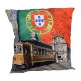 Almofada Impressão Digital Portugal 42x42