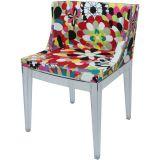 Cadeira Mademoiselle com Base em Policarbonato UMIX 095 - Universal Mix