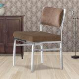 Cadeira sem braço Daf Marrom 1014
