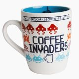 Caneca Coffee Invaders
