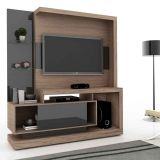 Home Theater Blanc Wengue Com Preto Vamol