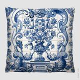 Almofada 40x40cm - Azulejo 01 - Virô Presentes