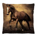 Almofada 40x40cm - Cavalos 04 - Virô Presentes