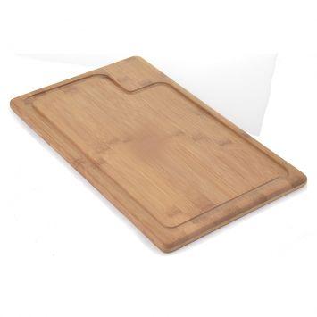 Tábua Para Churrasco Supreme Bambu 37 cm Welf Supreme