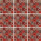Adesivo de Azulejo X4 Adesivos Ladrilhos Colorido  Az10 M