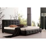 Cama Casal Queen Os-Dynamic Bed Preto