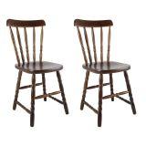 Conjunto 2 Cadeiras Dalas Imbuia