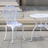 Conjunto de Mesa e 2 Cadeiras Yqa-836 Branco