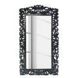 Espelho Graça III Preto 177x89 cm - Mango