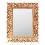 Espelho Sino I Ouro 87x70 cm - Mango