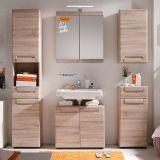 Gabinete de banheiro 5 peças San Remo