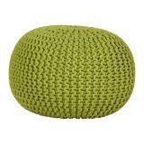 Puff Redondo Rc-518 Verde