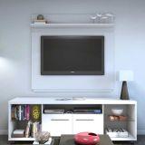 Painel para TV Província You 1.3 Branco Gloss