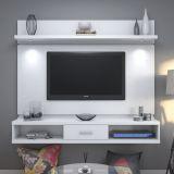 Painel para TV You 1.8 Branco Gloss Com Led