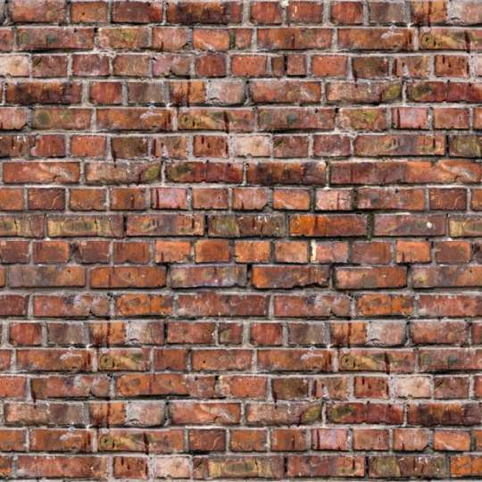 Papel de parede tijolos old dark - Fotos para paredes ...