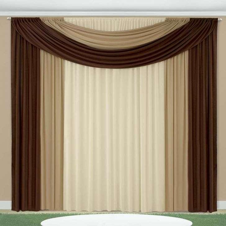 Fotos de elabora tu mism cortinas para salas comedor - Cortinas para comedor ...