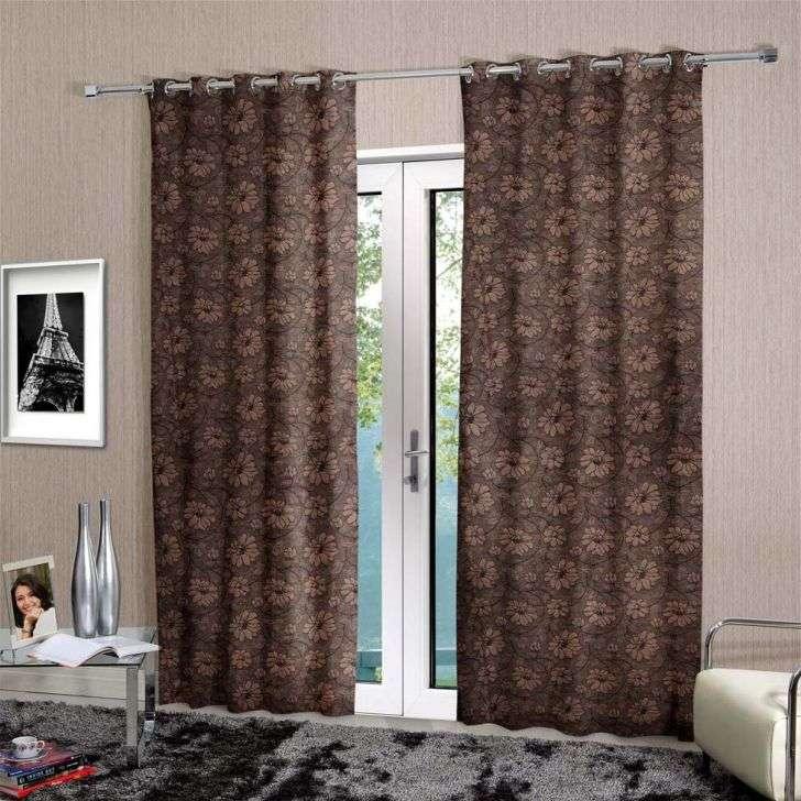 cortina campestre 240x260 marrom 2163