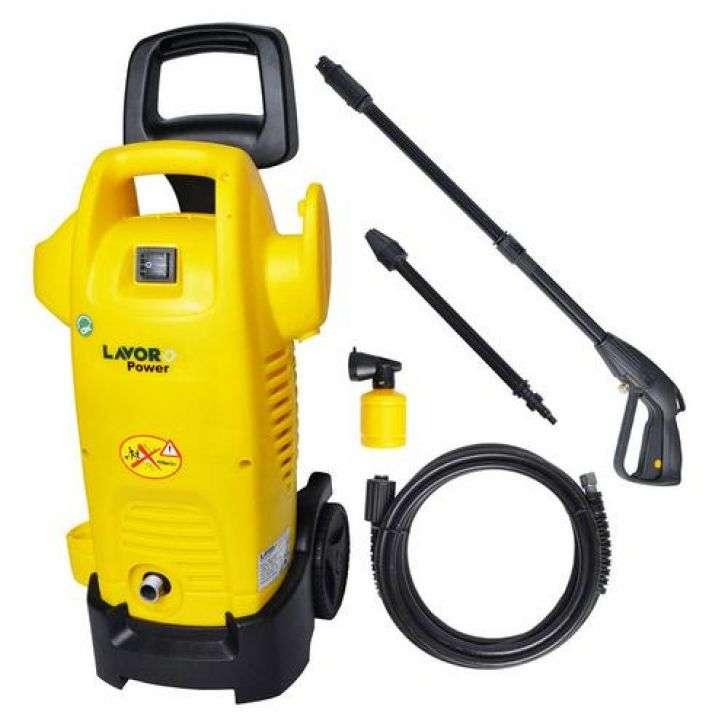 Lav. Alta Pressão Lavor Turbo Power 1600lb - 220v