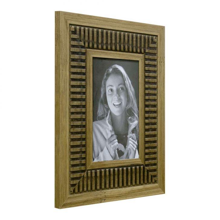 Porta Retrato De Mesa Natural 26x21x1