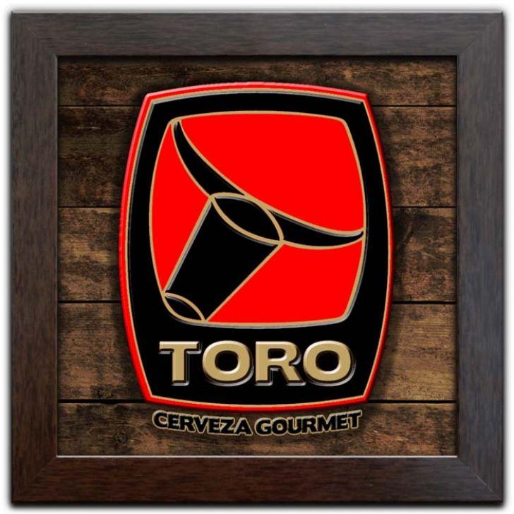 Quadro Decorativo com Moldura Vintage Temas Bar Cerveja Whisky Vodka Vinho Coquetel Bebidas Q-036
