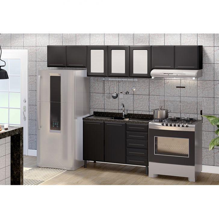 Cozinha Completa Felici 9 Pt 5 Gv Preta