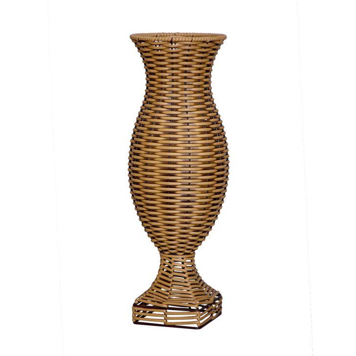 Vaso Decorativo Santana Iii Marrom