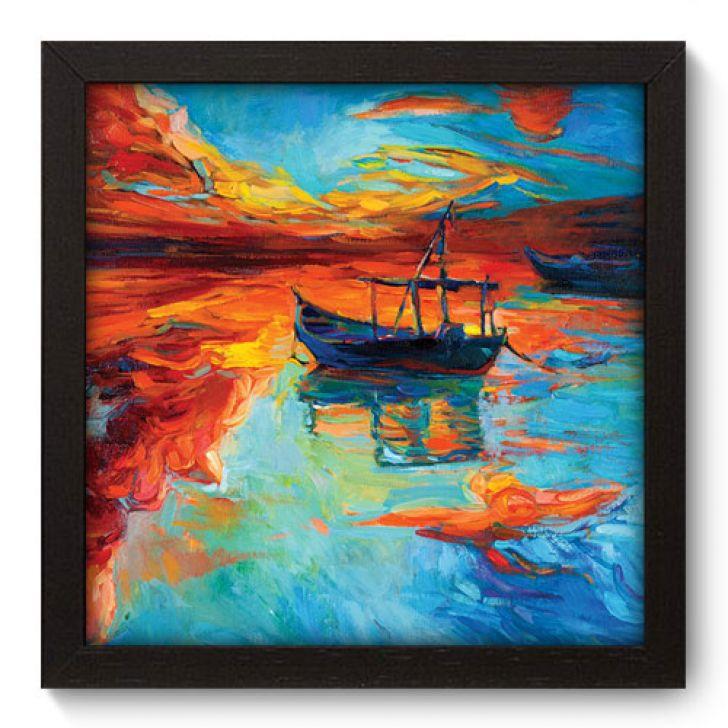Quadro Decorativo - Pintura - 020qdpp