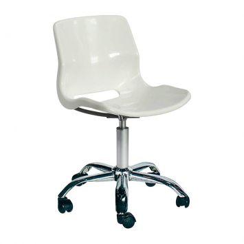 cadeira de escritorio teen grant branca