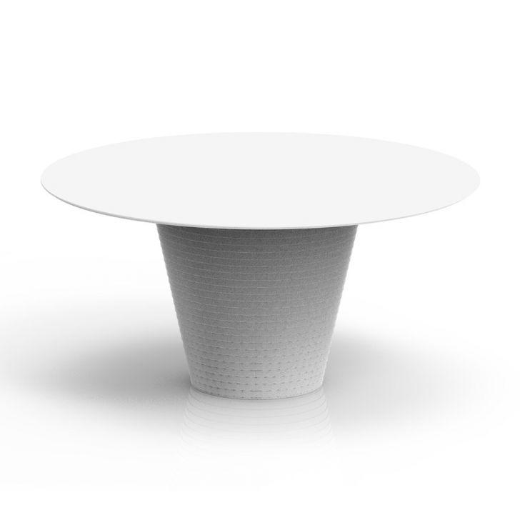Mesa De Centro Fluo Branco
