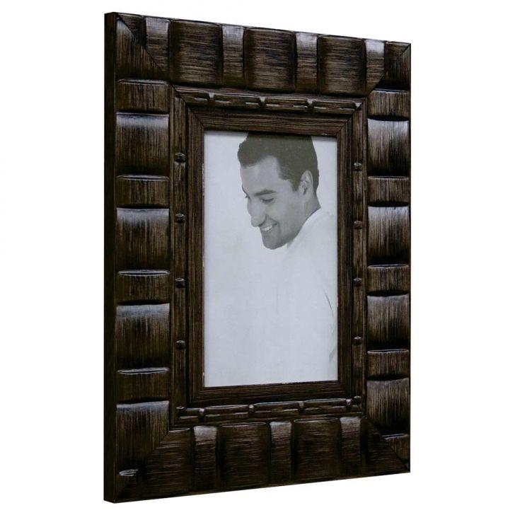 Porta Retrato De Mesa Tabaco 26x21x1