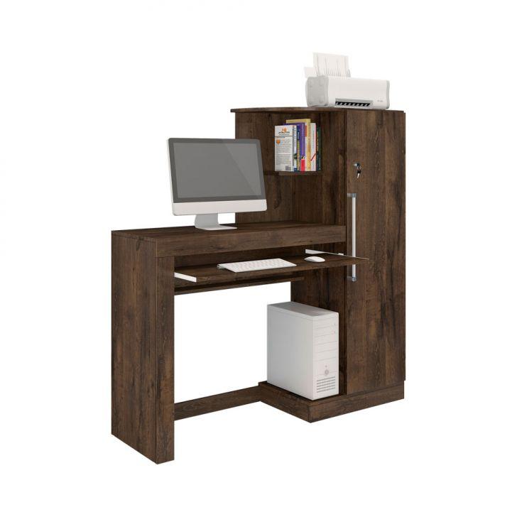 Mesa Para Computador Aroeira Cacau