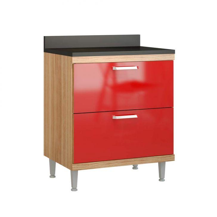 balcao-70cm-com-02-gavetas-argila-texturizado-lacca-ad-vermelho