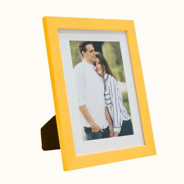 Porta-retrato 20x25 Stella Banana
