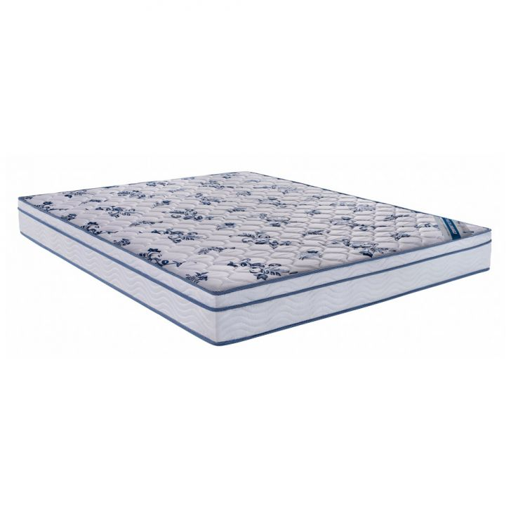Colchão Queen Molas Nanolastic Comfort Pró Spring (20x158x198) Branco