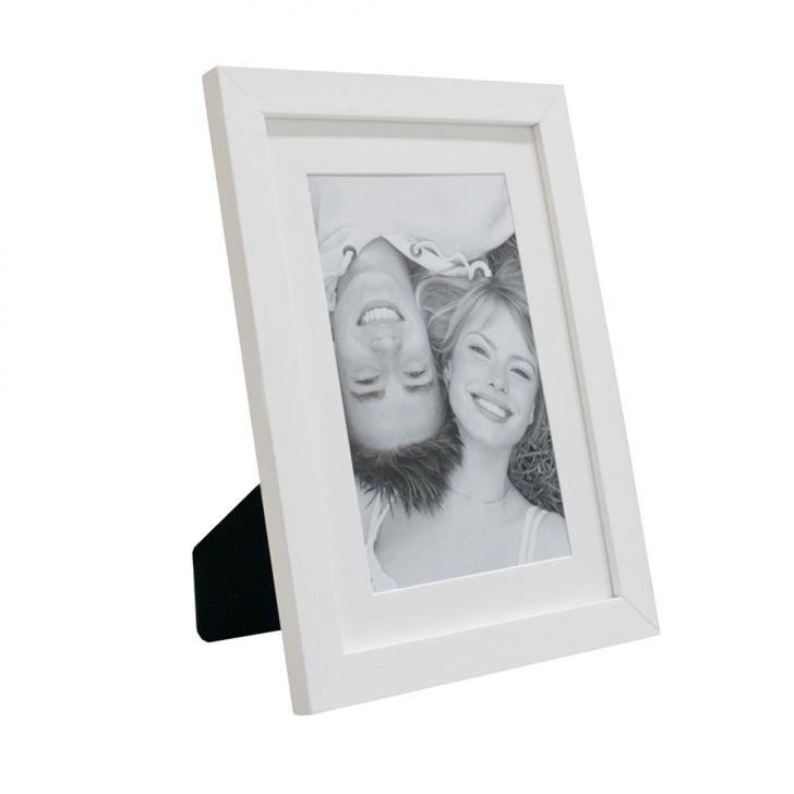 Porta-retrato 10x15 Stella Branco