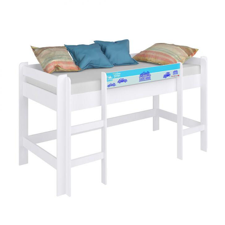 cama-elevada-sem-escorregador-bb-870-branco-com-impressao-azul