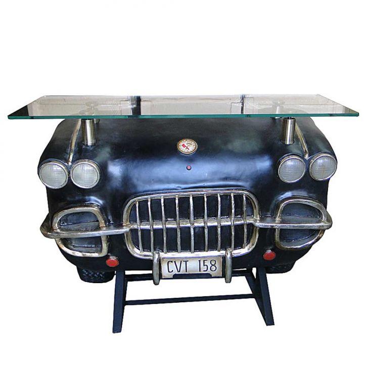 aparador-frente-carro-corvette-preto-oldway