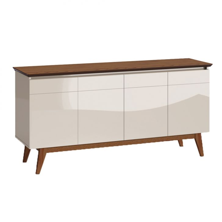 Buffet Classic 4 Pt Off White E Freijo Touch