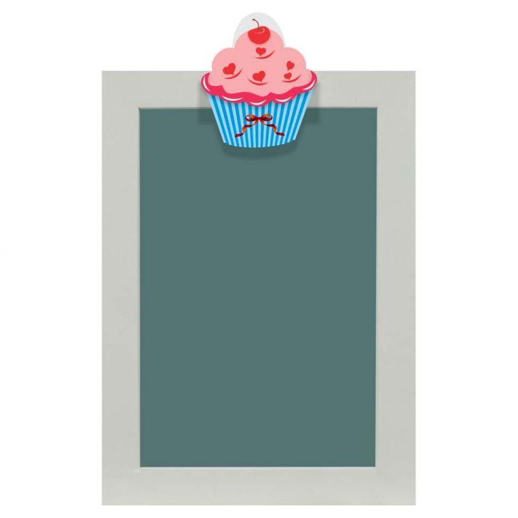 quadro-de-aviso-lousa-cupcake-iii-25x35cm-colorido-kapos