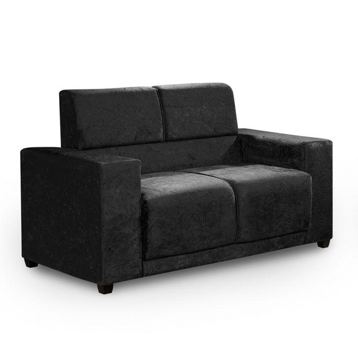 sofa-2-lugares-florida-suede-amassado-preto