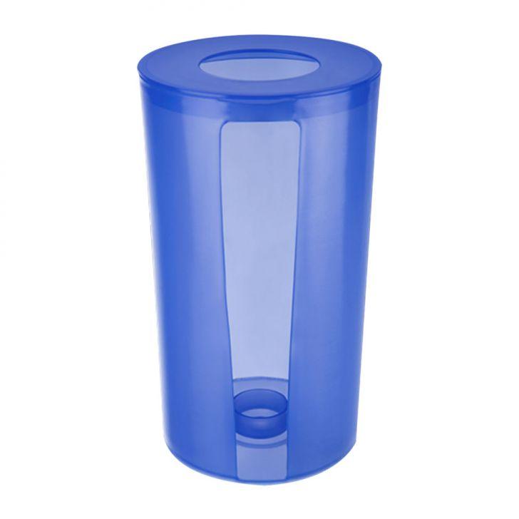 puxa-sacos-plasticos-azul