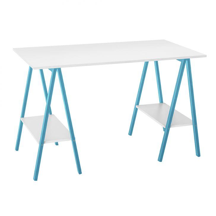 Escrivaninha Cavalete Savona Azul