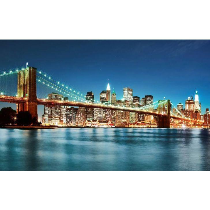 Quadro Brooklyn Bridge, United States, New York