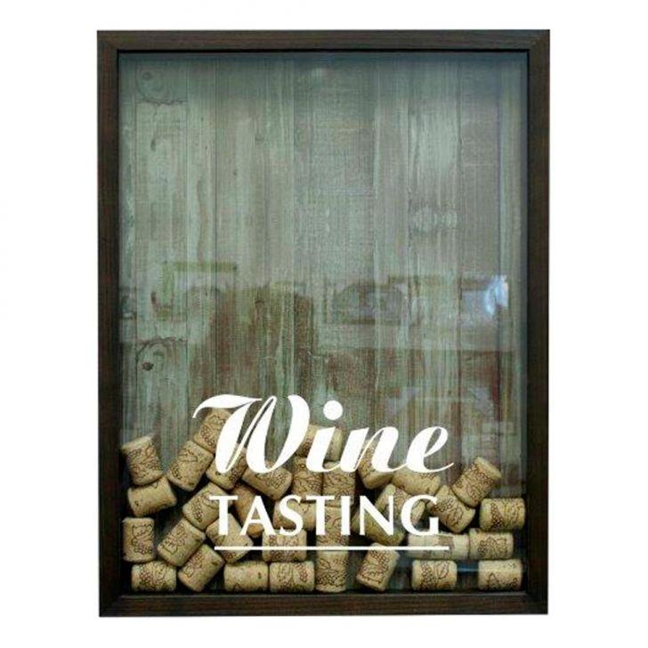 Quadro Porta Rolhas De Vinho Wine Tasting Betume em até 1 vezes sem juros! Devolução grátis em até 30 dias.