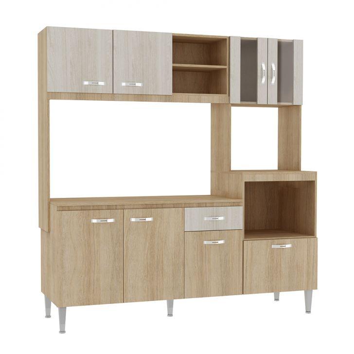 Cozinha Compacta Aperibe 8 Pt 1 Gv Carvalho E Blanche