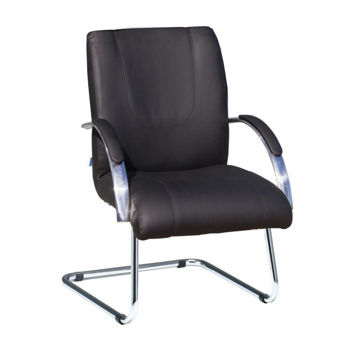 Cadeira de Escritório Master Fixa Branca