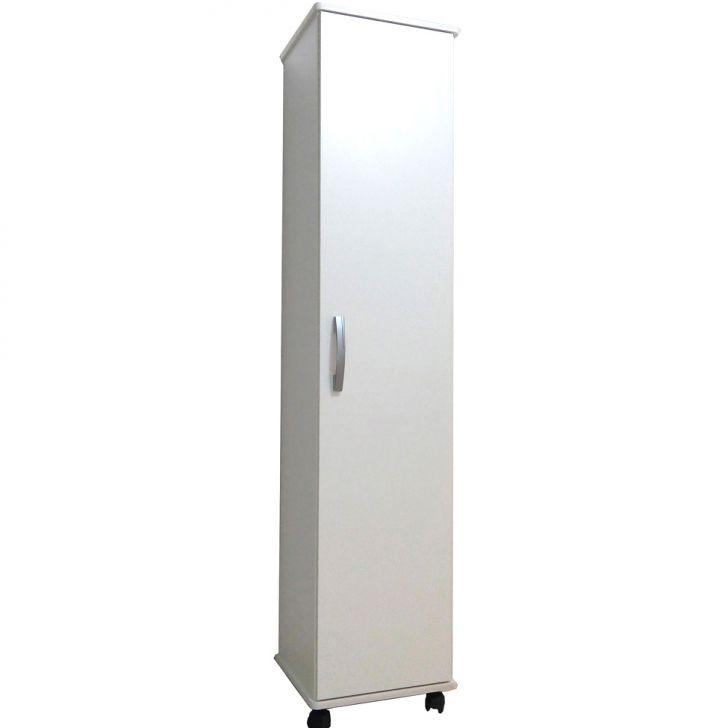 Armário Lavanderia Com 1 Porta Branco